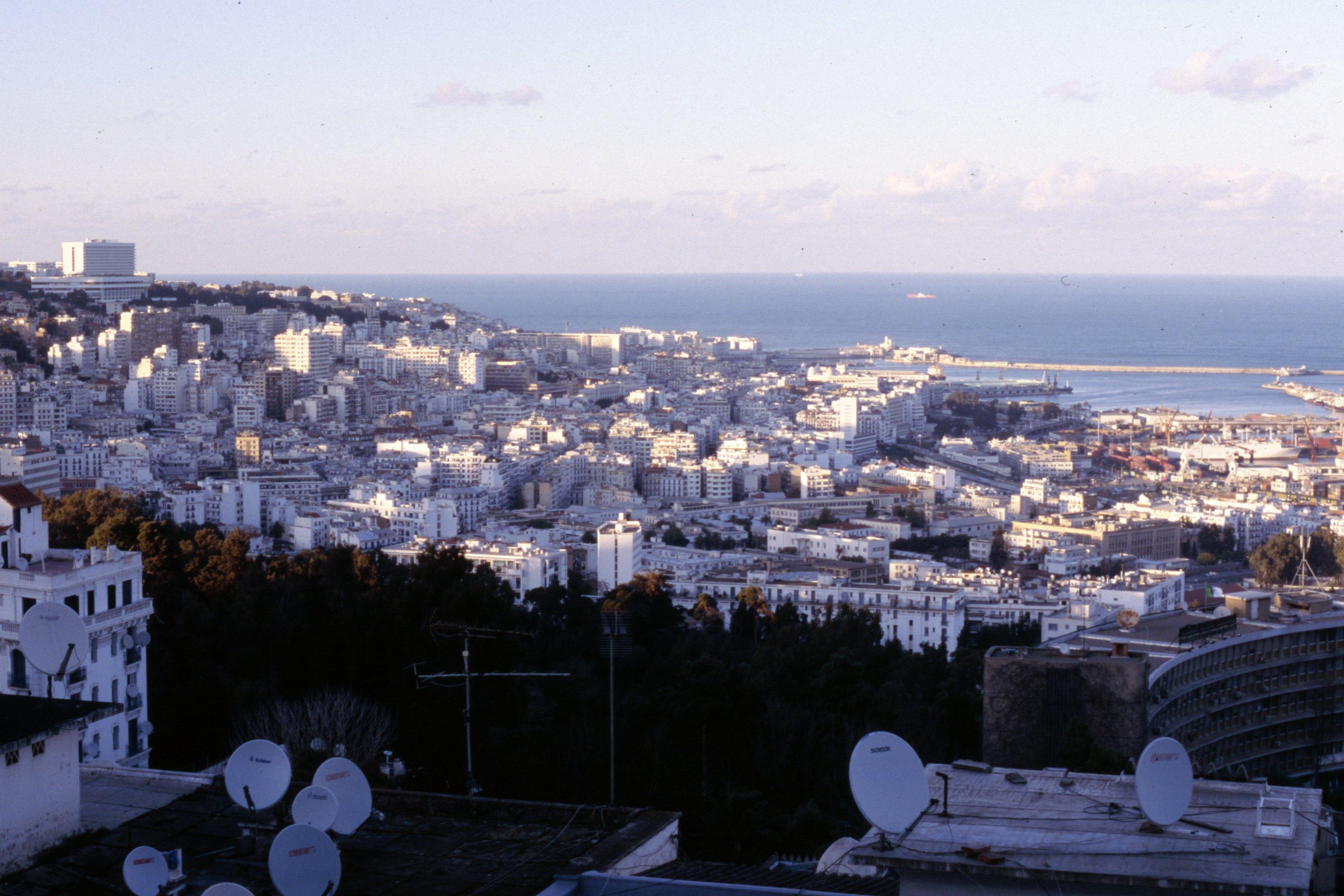 'Algeria ripe for Collapse' warns The American Enterprise Institute
