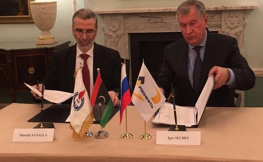 Russia Deepens Foothold in Libya, Pro-Putin Firm Signs Oil exploration & production deal