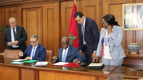Morocco Acquires Stakes in Development Bank of Central African States.