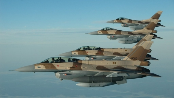 Morocco to Receive New Batch of F16 fighters