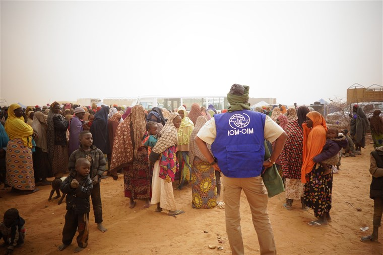 Over 37,000 Migrants Abandoned by Algeria in Desert Border with Niger