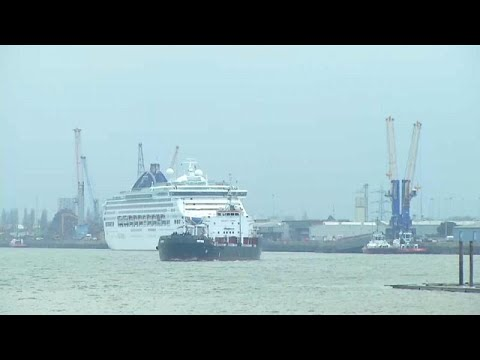 Why residents of a busy UK port are eager for Brexit
