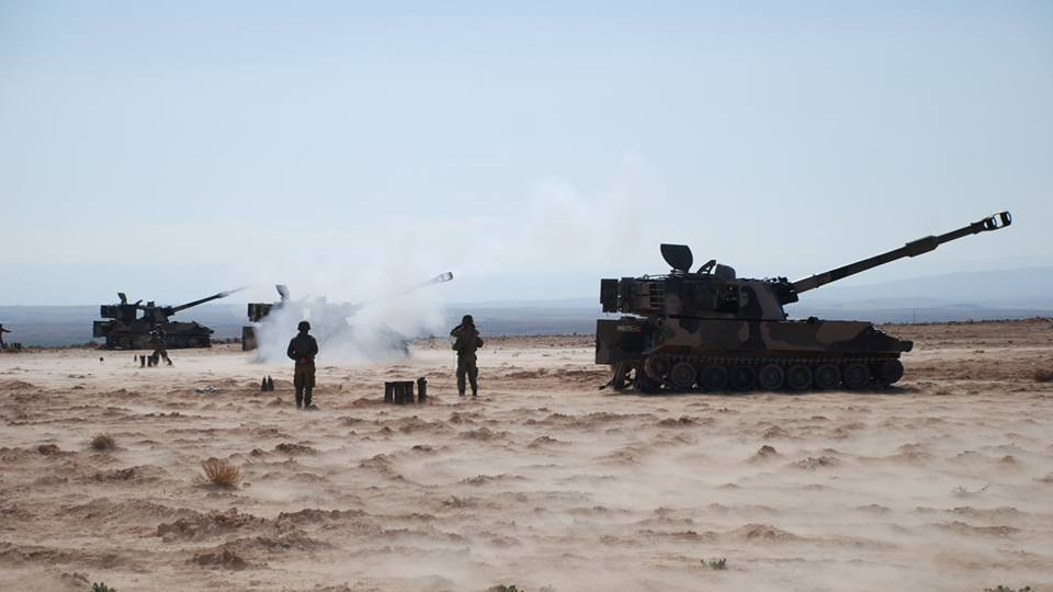 Morocco concludes military exercise on eastern borders