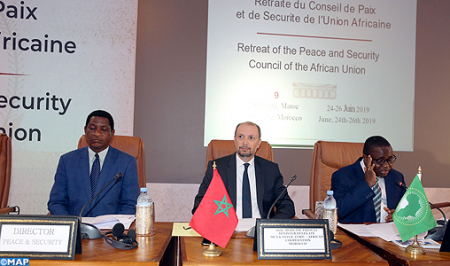Africa: AU Peace & Security Council Meets in Morocco