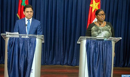 Suriname reaffirms Support for Morocco's territorial integrity
