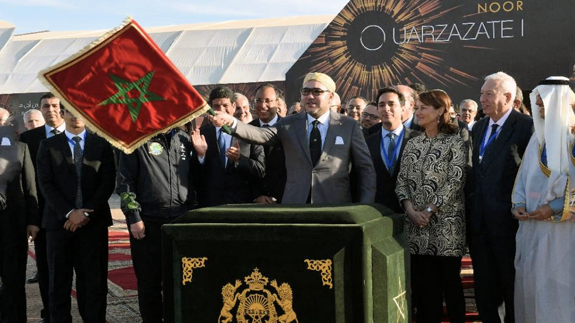 Morocco Reaps Benefits of King's Energy Farsightedness