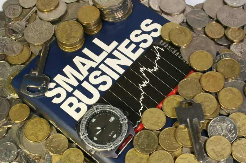 Small Business and money