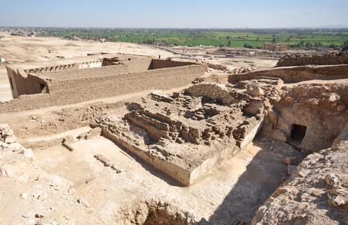 egypt vizier