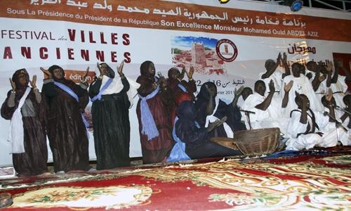 mauritania festi