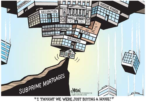Subprime Entailed Dismissals or the Chronology of a Crisis | The ...