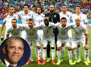 President-Obama-USA-Soccer-Team