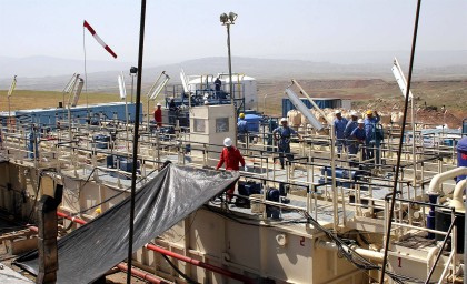 Erbil ignores Baghdad, supplies Israel with oil