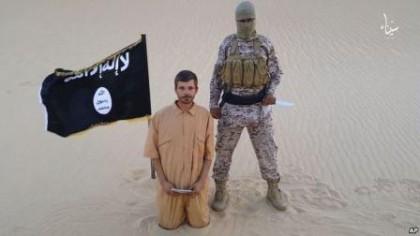 ISIS claims beheading Croatian hostage