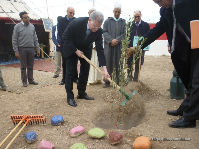 High Atlas Foundation Launches Tree Planting Day across Morocco