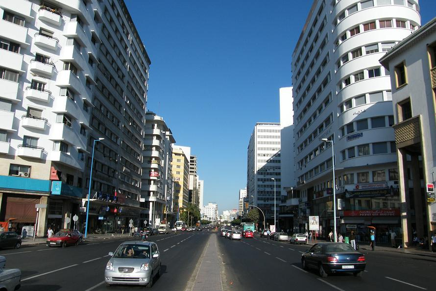 Casablanca, Second African City with Most Billionaires
