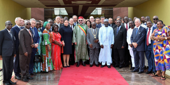 Morocco, Ghana Cement Relations with 25 Cooperation Agreements