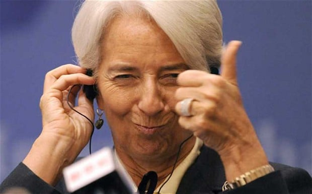 IMF Chief Lauds Morocco's Restructuring Reforms