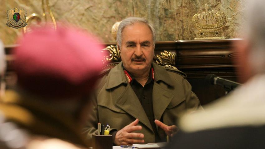 Libya: Tribes Increase Haftar's Influence