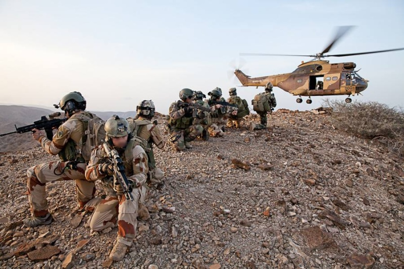 Moroccan Us Special Operations Wrap Up Flintlock Military