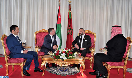 Morocco's King May Attend Arab Summit in Jordan
