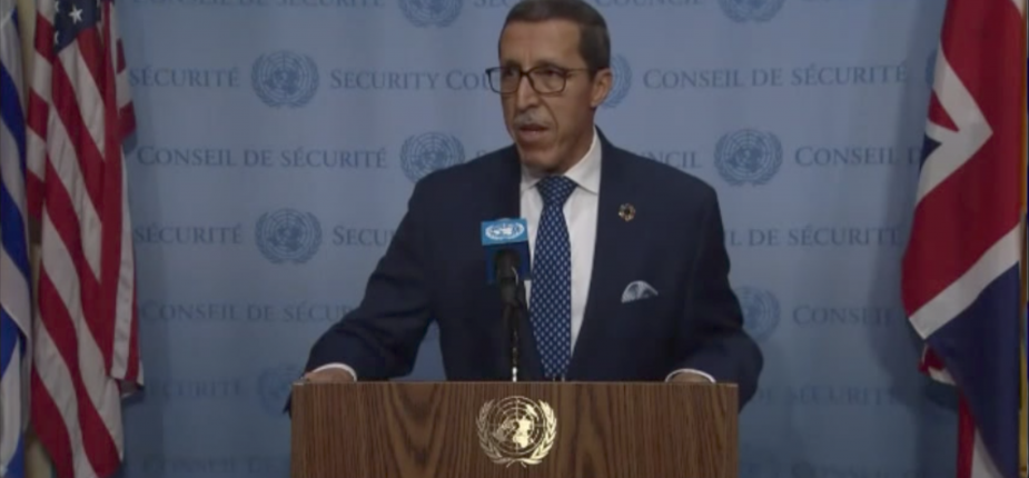 Morocco Welcomes UNSC Resolution, Calls on Algeria to Uphold Responsibility in Settling the Sahara Conflict
