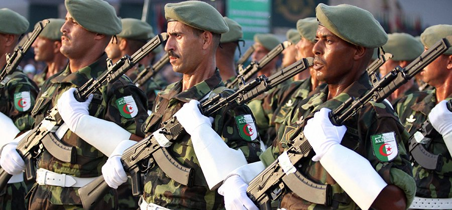 Algeria Beats the Drums of Proxy War in Sahara