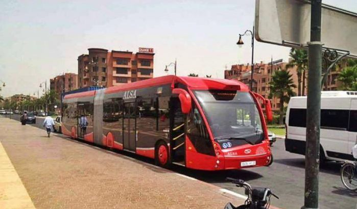 Marrakech, First Moroccan City to Introduce Electrical Buses