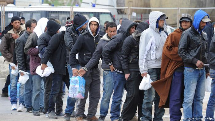 Over 2200 Algerian Migrants to Be Expelled From Germany