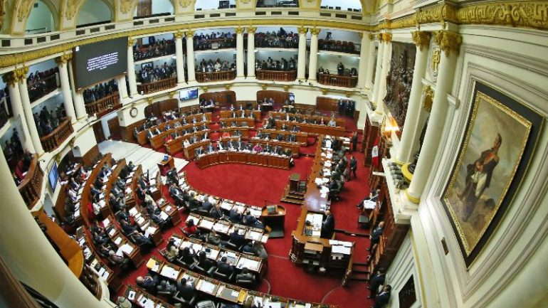 Peruvian Lawmakers Reject Proposal to Set up Friendship ...