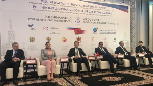 Morocco, Russia Prospect Investment Opportunities beyond Agricultural Sector