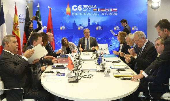 G6 Countries Commend Morocco's Efforts in Curbing Illegal Immigration