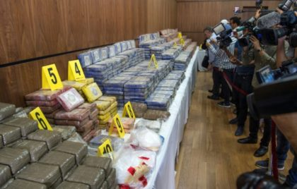 Morocco: Biggest Drug Bust in Country's History Nets $ 2 7 Billion