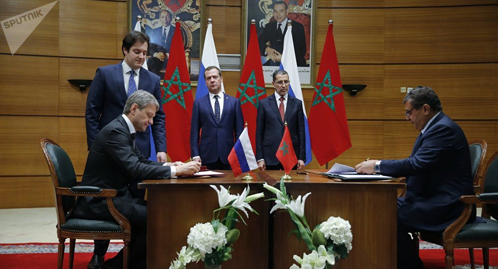 Morocco, Russia Beef up Strategic Partnership with 11 Cooperation agreements