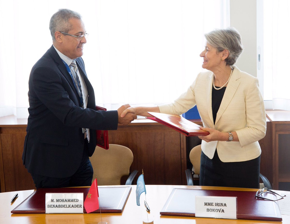 UNESCO, Morocco Cooperate to Promote Right of Access to Information | The North Africa Post