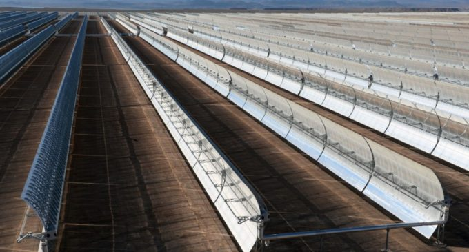 Morocco: $265 mln Injected in Solar Project in Atlas Mountains