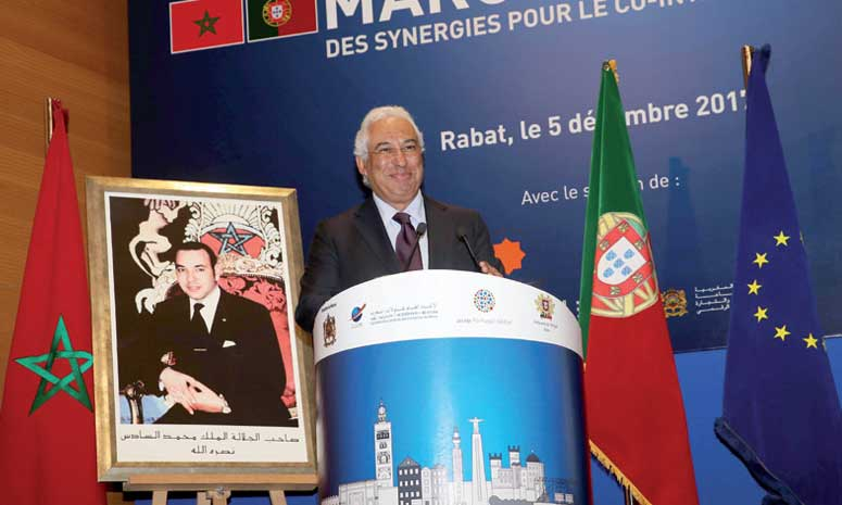 Morocco, Portugal Vow to Join Efforts in Favor of Africa's Development Potential