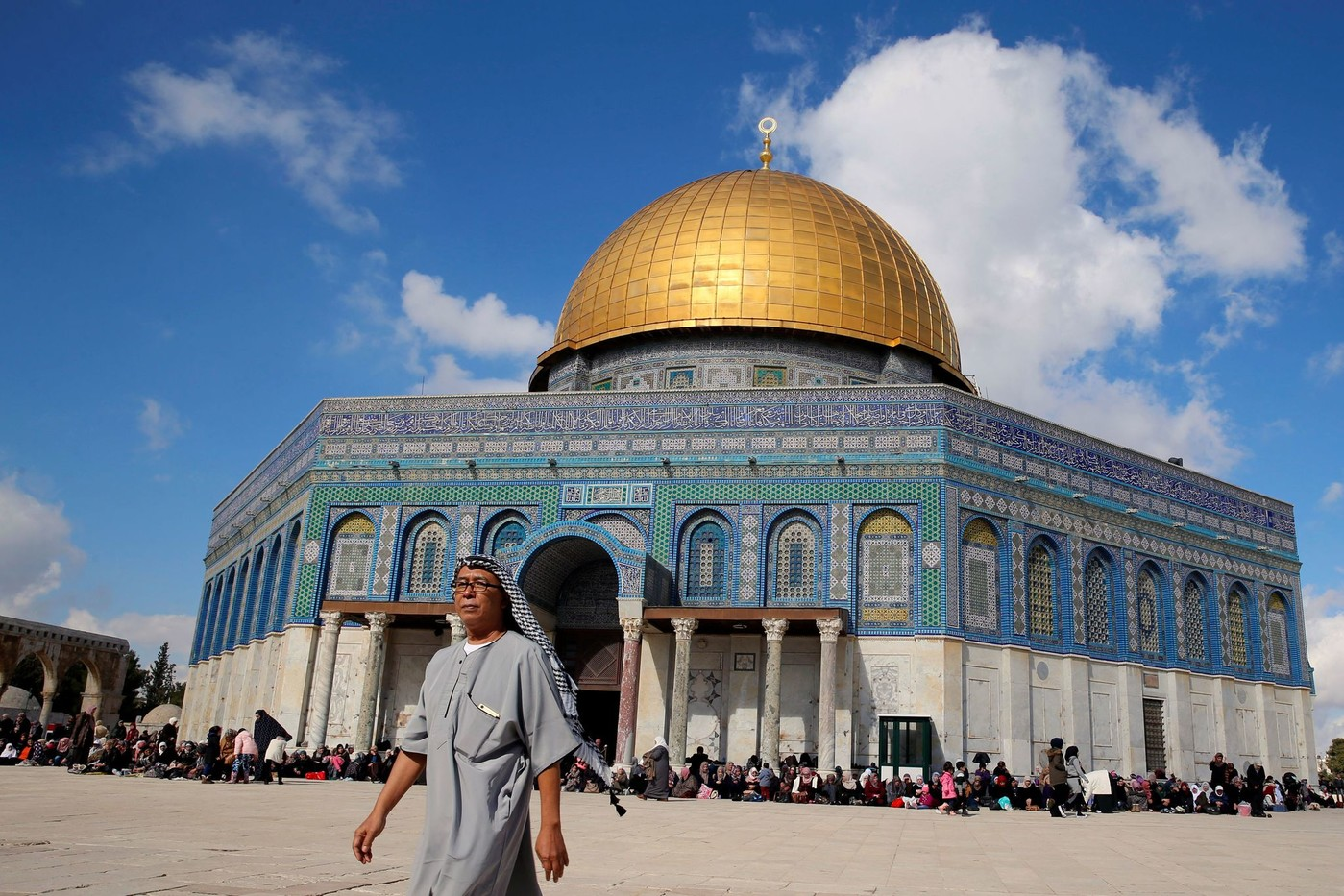 Changing Jerusalem Status will Fan the Flames of Religious, Ideological conflicts, Mohammed VI Warns