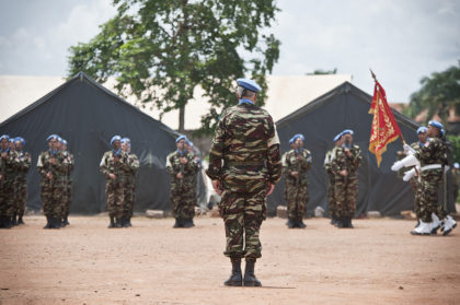 Morocco, 14th Largest Troop Contributor to UN Peace Keeping Operations