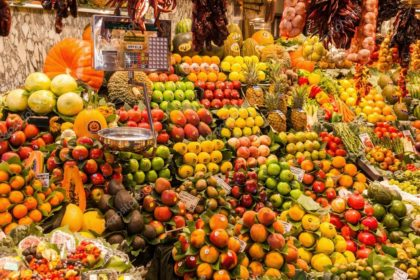 Morocco, Largest Fruit & Vegetables Supplier to Spanish
