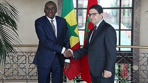 Morocco, Senegal resolved to coordinate stances at AU Summit