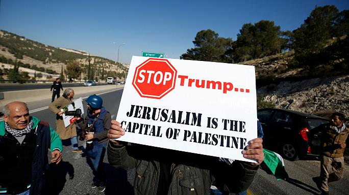 Outrage in Palestine as US Plans to Move Embassy to Jerusalem in May