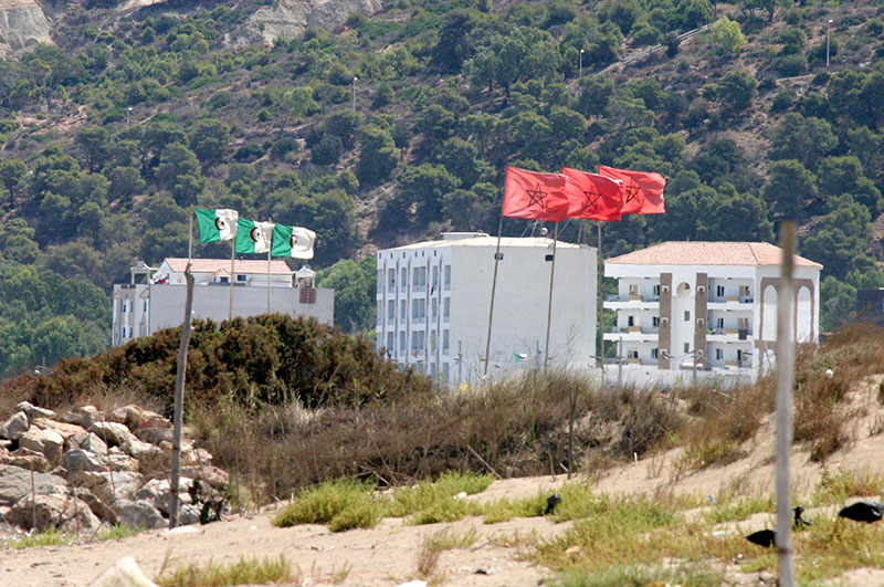 Morocco to Build 10 Monitoring Centers at Border with Algeria