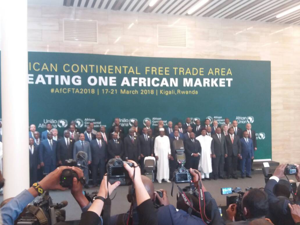 Morocco Signs Accord Setting Up African Free Trade Area