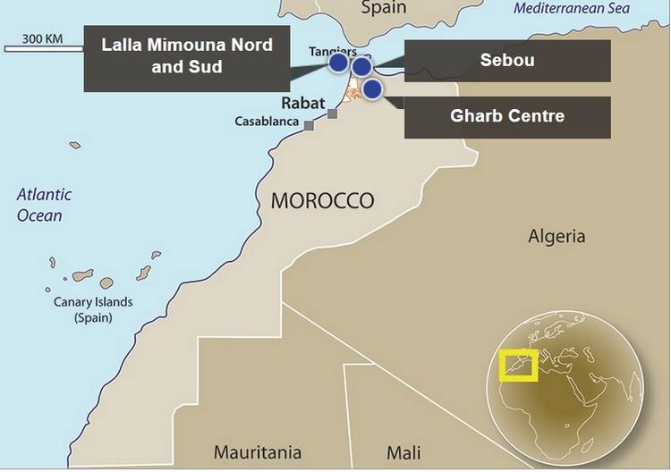 SDX Confirms New Gas Discovery in North-Western Morocco