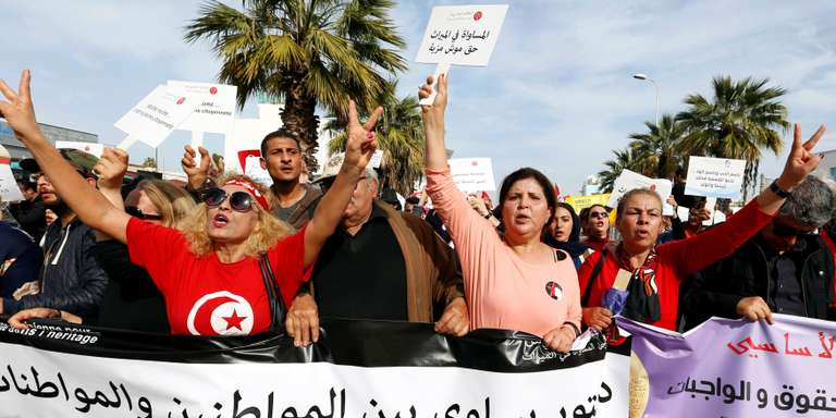 Tunisian Women Stand up for Gender Equality in Inheritance