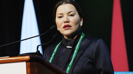 Women, a Major Asset in Global Climate Action, Moroccan Princess Says