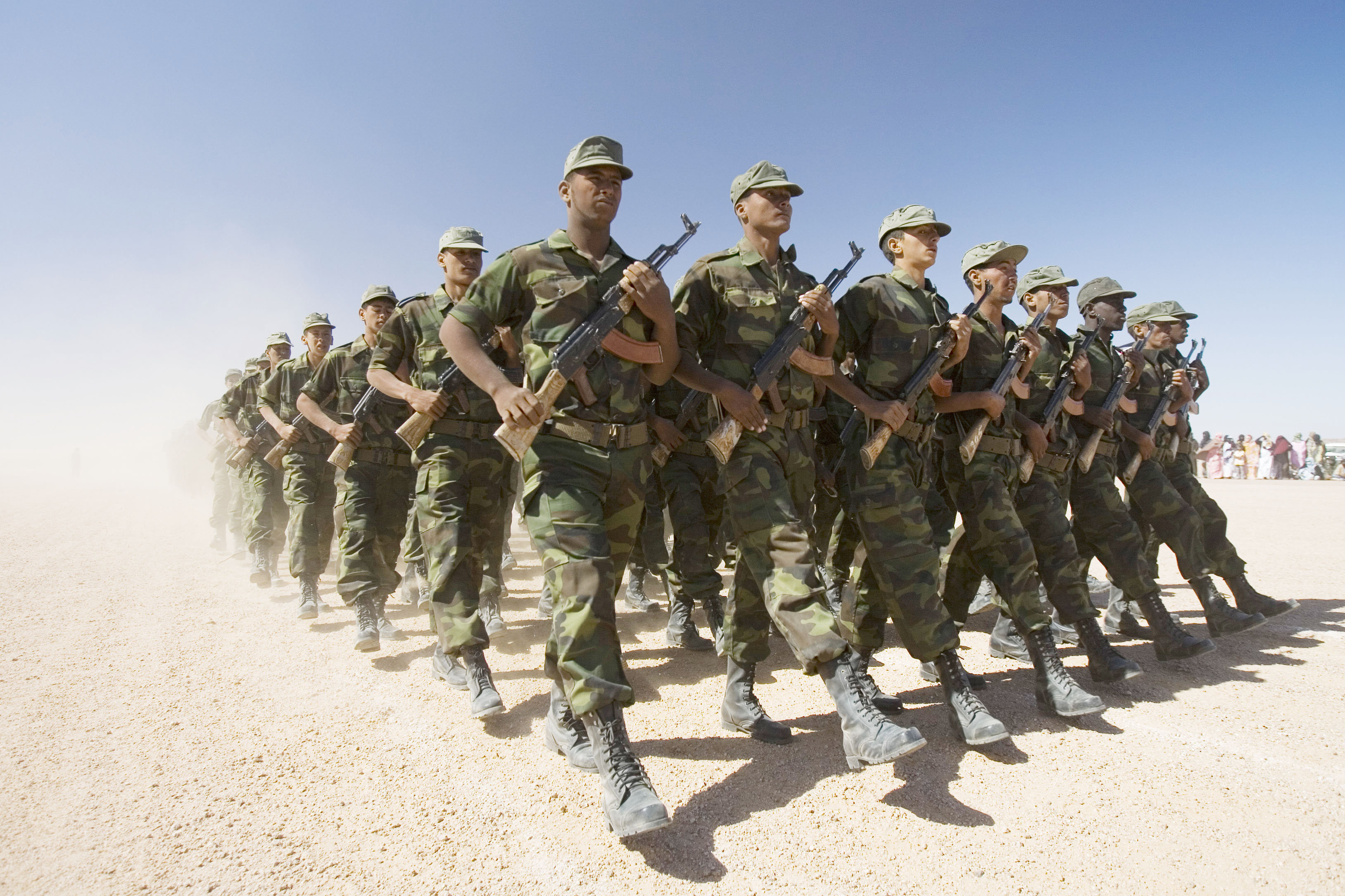 Polisario Plays with Fire in Sahara Buffer Zone
