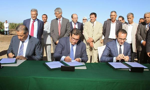 Morocco Supports Local Farmers, Wheat Harvesting and Storage