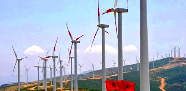 Acwa Power Officially Switches On Khalladi Wind Farm Near
