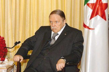 Argelia: Muere expresidente Bouterflika